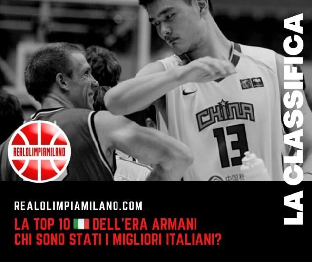Olimpia Milano Italiani