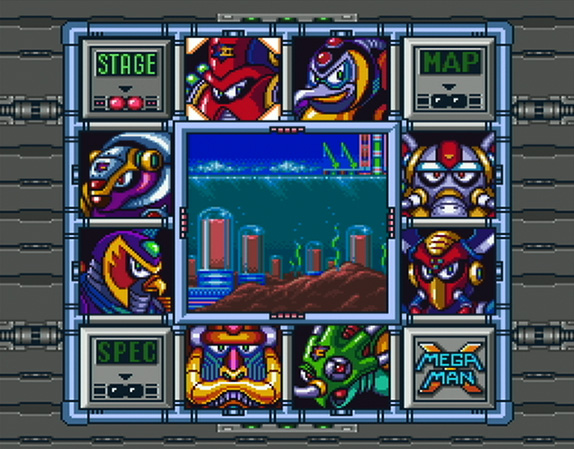 Mega man x now loading onto virtual console real otaku gamer real otaku gamer is your - Megaman x virtual console ...