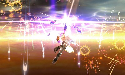 Pit Flies Again In Kid Icarus Uprising For The Nintendo