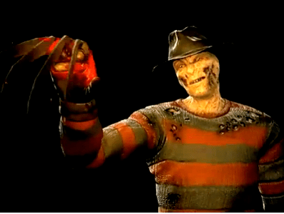 Mortal Kombat's New Nightmare- The Freddy Kruger DLC Is now