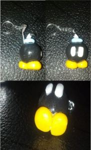 Bob-omb key chain