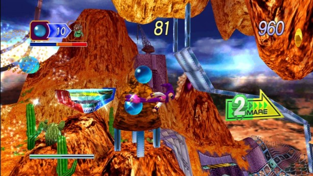 Nights into Dreams Blue Crystals