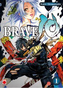 Brave 10 Vol 1