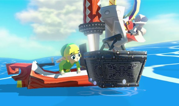 Wind Waker Treasure