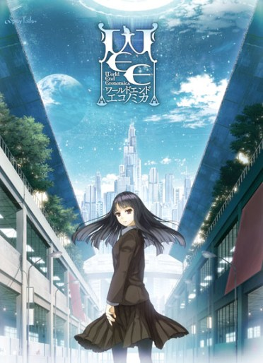 WORLD END ECONOMiCA promotional art