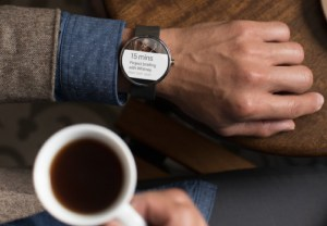 Recently Announced Motorola's  Moto 360