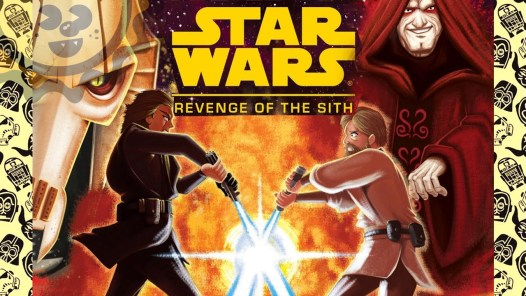 A Review Of Star Wars Revenge Of The Sith Little Golden Book Edition Real Otaku Gamer Real Otaku Gamer Is Your Source For Geek Culture Goodness