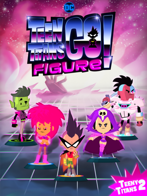 Cartoon Network Announces Teen Titans Go Figure, Coming -7657