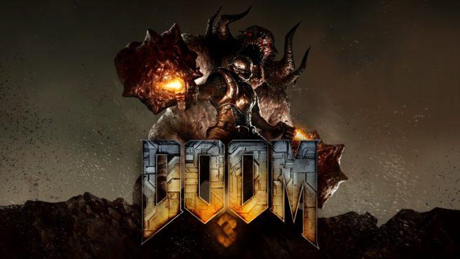 DOOM 3 Runs At Native 4k/60fps on Xbox One X   REAL OTAKU