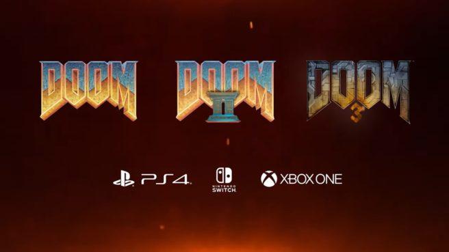 A Doomed Trilogy: Doom, Doom II & Doom 3 Review | REAL OTAKU GAMER