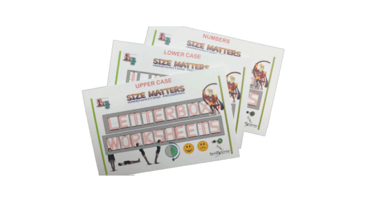 hight resolution of Buy Our Letterbox Worksheets For Kids and Teachers   Real OT Solutions®