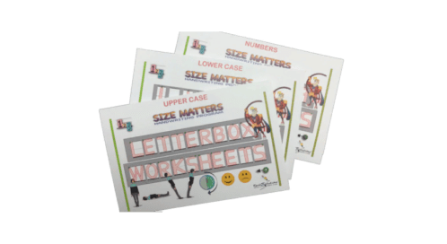 small resolution of Buy Our Letterbox Worksheets For Kids and Teachers   Real OT Solutions®