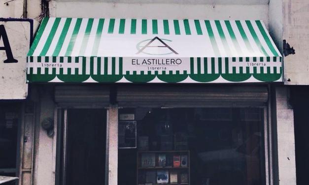 The Shipyard — A Bookstore in Coahuila, Mexico