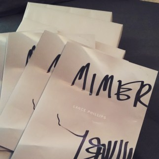 Cover of Mimer by Lance Phillips