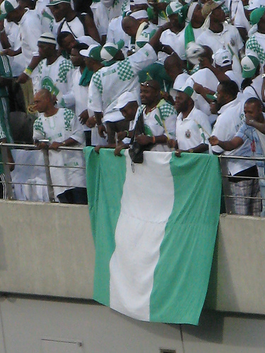 nigerian flag photo