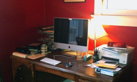 From the Desk of … Sommer Browning