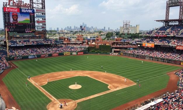 MLB Opening Day & Yay Baseball