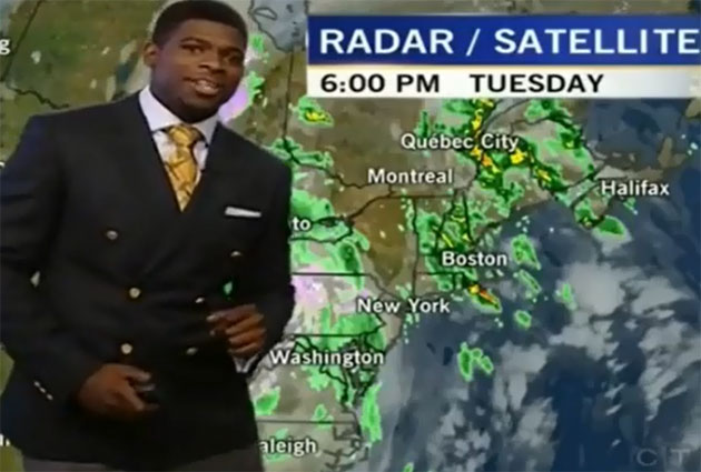 The Weather Report – March 30, 2015
