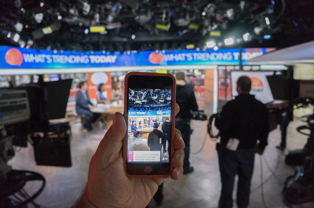 periscope app photo