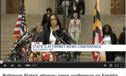 Partial Transcript of Baltimore State's Attorney's Press Conference on Freddie Gray
