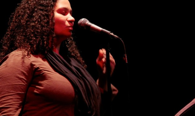 Interview with Amanda Johnston, Organizer of Black Poets Speak Out