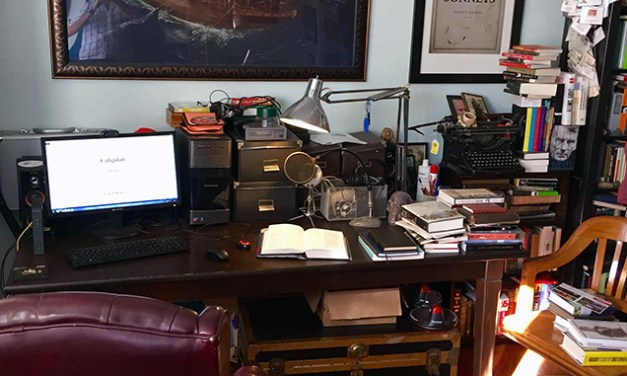 From the Desk of … Ernest Hilbert