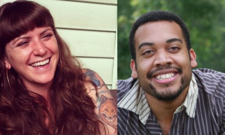 People From Real Life People #1: Meg Freitag & Daniel Woody