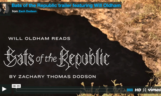 Will Oldham Reads Zach Dodson: Video