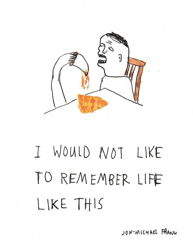 pizza remember