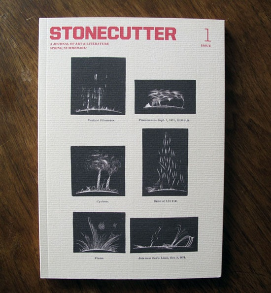 Paper and Ink: A Conversation with Katie Raissian of Stonecutter