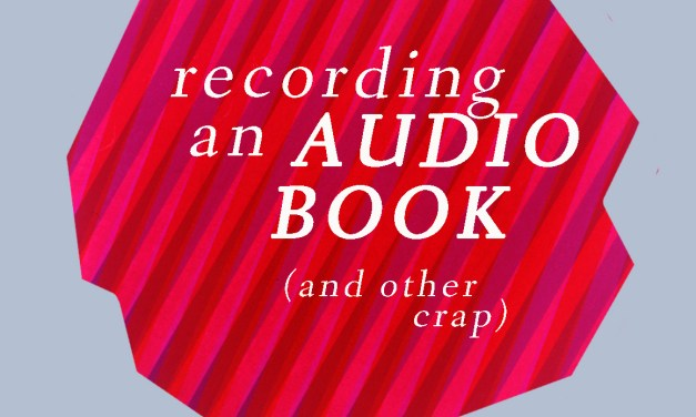 Recording An Audio Book