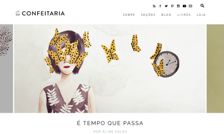 Confeitaria is a dynamic Brazilian publisher