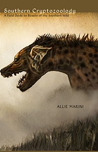 Allie Marini Southern Cryptozoology