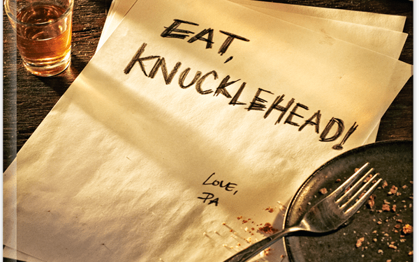 About EAT, KNUCKLEHEAD! (PGP Sales & Stories Vol 2 of 7)