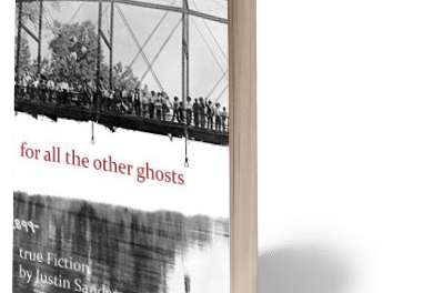 One Day As Lion: A Review of Justin Sanders' for all the other ghosts