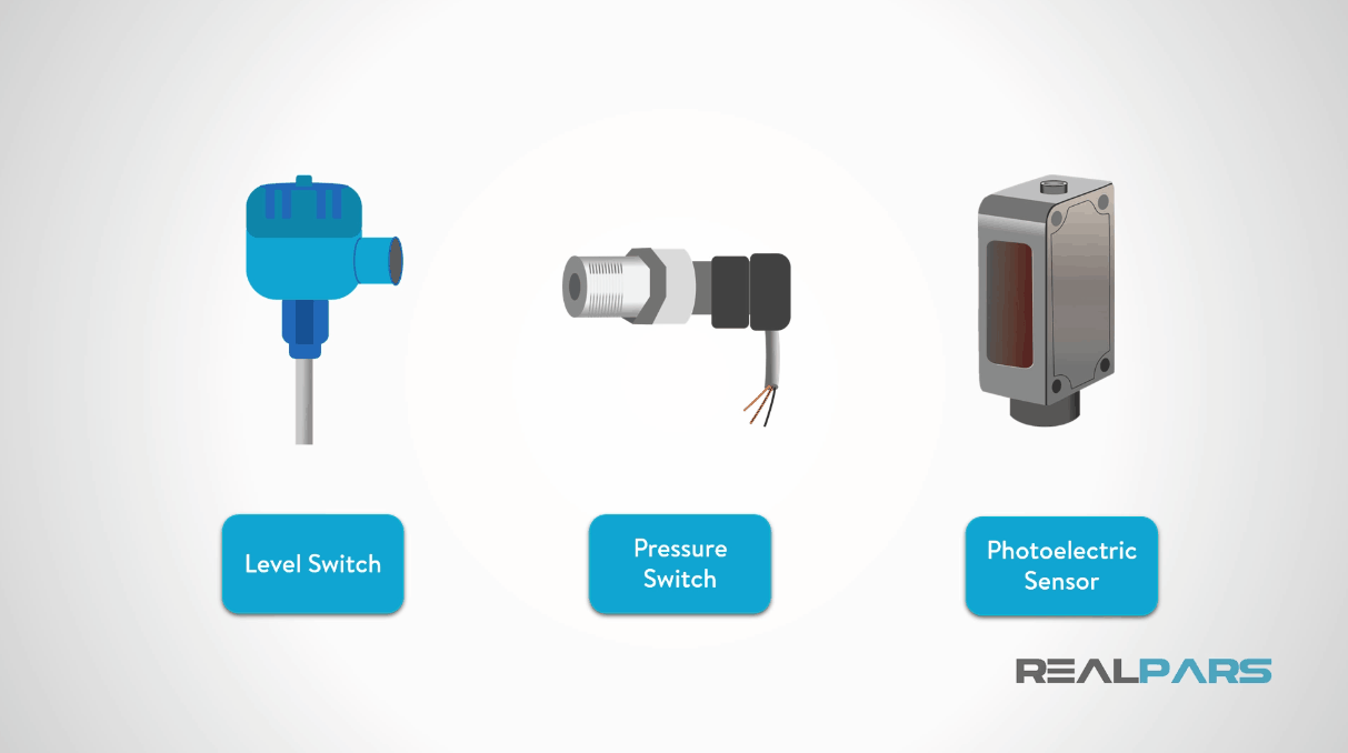 hight resolution of if we want to monitor the state of a proximity sensor in the plc we would need to connect the three wires of the proximity sensor to a digital input card