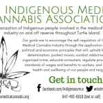 'A bundle of arrows doesn't break': The formation of the Indigenous Medical Cannabis Association