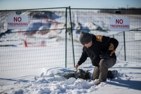 An Enbridge pipeline, some rabbit traps, and a 300-year-old treaty