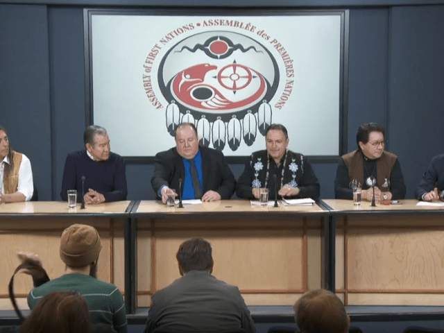 """Elected Mohawk Chiefs call for Canada to respect traditional leadership and """"see beyond the Indian Act"""""""