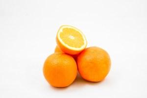orange Safe Fruit and Vegetable for dogs