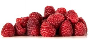 raspberries Safe Fruit and Vegetable for dogs