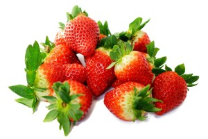 strawberry Safe Fruit and Vegetable for dogs
