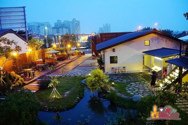 雞茶園 大型戶外景觀餐廳 可帶外食的聚會場所