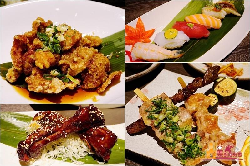 碳鰭日式家庭料理 講究的醬汁是料理美味關鍵