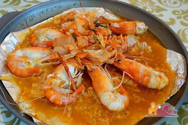 【屏東九如泰國蝦】黃金蝦無毒泰國蝦餐廳 產地到餐桌最短距離 益生菌養殖健康美味好蝦
