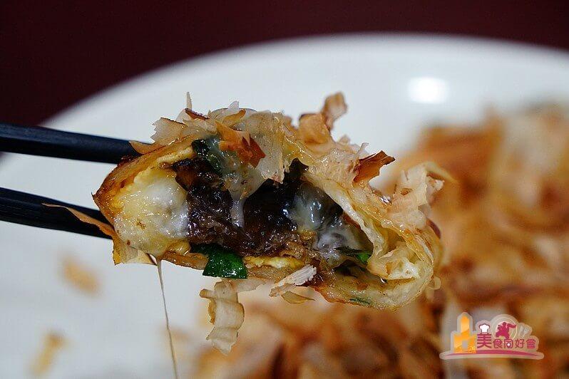 【高雄小吃】Hen好初鍋燒蛋餅吐司專賣店 創意炸皮蛋蛋餅挑戰味蕾