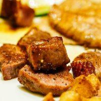 【高雄食記】南天紅鐵板燒 高雄十六年老字號鐵板燒 獨立包廂精緻廚藝料理秀