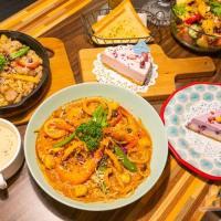 【高雄咖啡館】莓塔咖啡館(新崛江店) 闆娘限量手作起司蛋糕水果風味清爽好滋味
