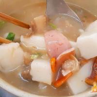【高雄小吃】南華夜市樂活東港肉粿  在高雄也吃得到正港東港肉粿