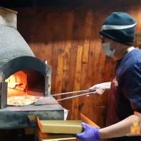 【高雄特色小店】鉄披屋窯燒披薩 城市裡少見柴燒窯烤手工薄餅披薩